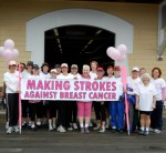 Making Strokes Against Breast Cancers